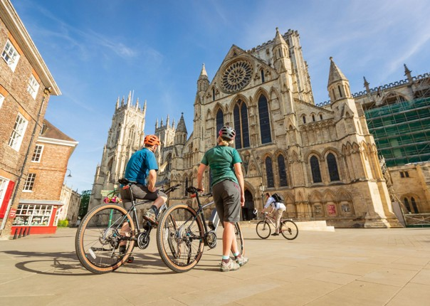 UK - Way of the Roses 5 Days Cycling - Self-Guided Leisure Cycling Holiday Image