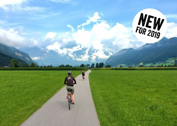 Austria – Tauern Valleys – Self-Guided Leisure Cycling Holiday Image