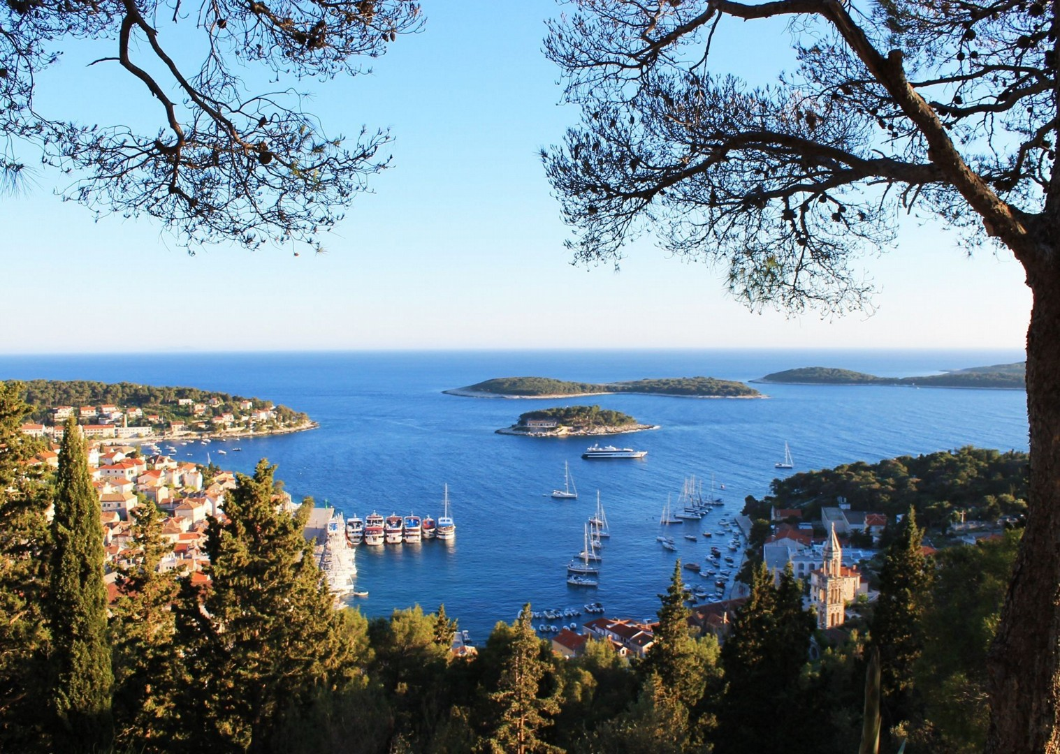 islands-of-croatia-boat-and-bike-holiday.jpg - Croatia - Southern Dalmatia Plus - Bike and Boat Holiday - Leisure Cycling