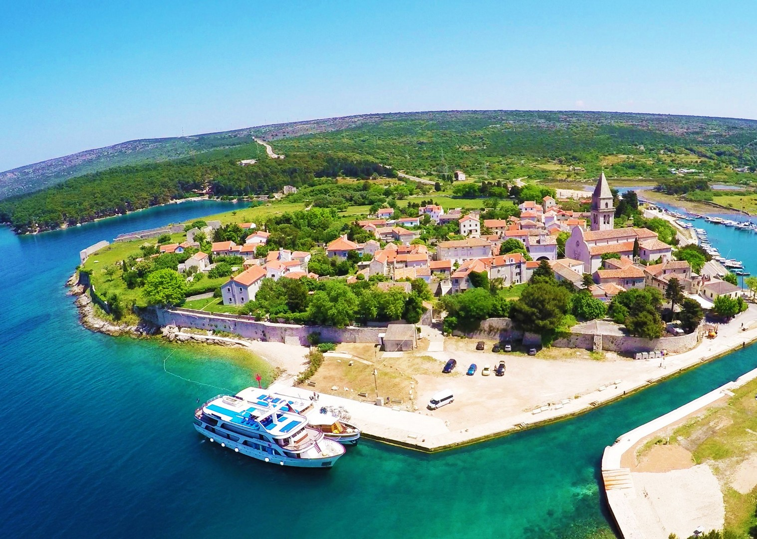 flower-island-of-molat-croatia-bike-and-boat-tour.jpg - NEW! Croatia - Kvarner Bay Plus - Leisure Cycling