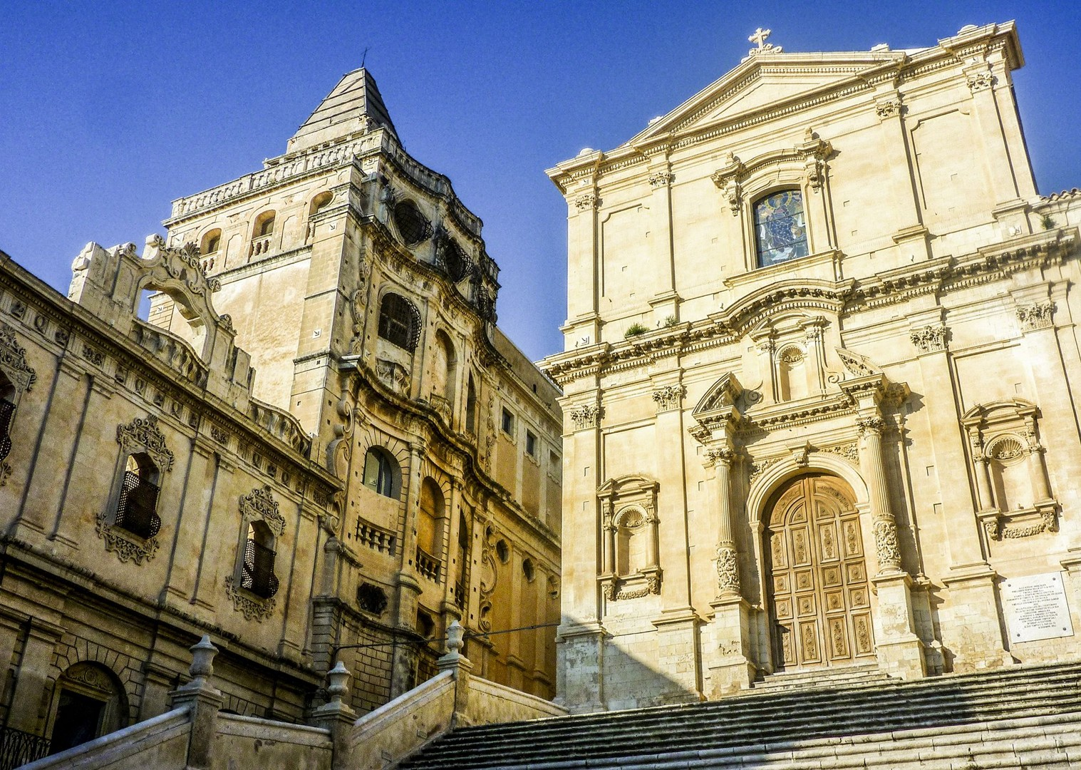 baroque-architecture-sicily-italy-modica-buildings.jpg - Italy - Sicily - Self-Guided Leisure Cycling Holiday - Leisure Cycling