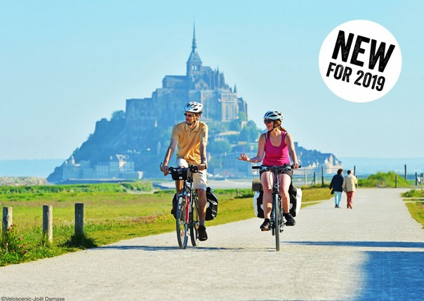 France - Versailles to Mont Saint Michel - Self-Guided Leisure Cycling Holiday Image