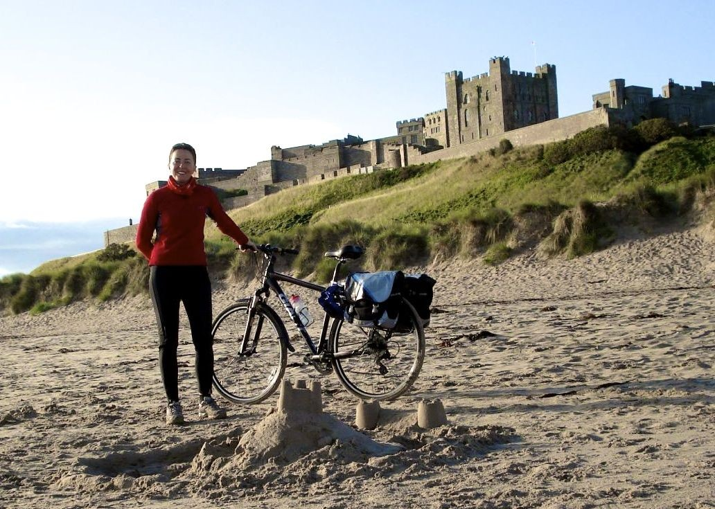 coastandcastles.jpg - UK - Coast and Castles - Supported Leisure Cycling Holiday - Family Cycling