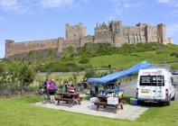 UK - Coast & Castles - Supported Family Cycling Holiday Image