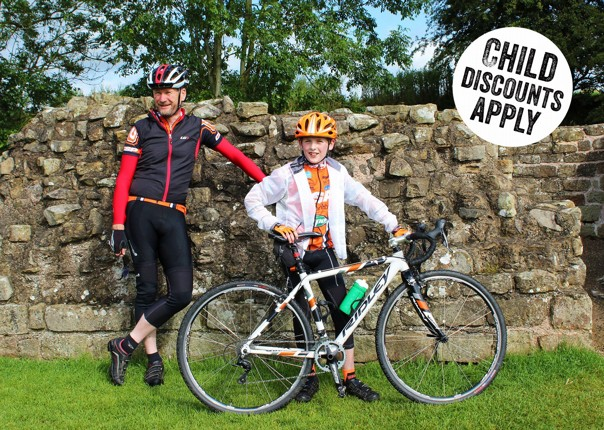 UK - Hadrian's Cycleway - 4 Days Cycling - Self-Guided Family Cycling Holiday Image