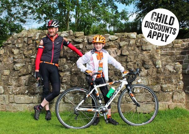 UK - Hadrian's Cycleway - 4 Days Cycling - Self-Guided Family Cycling Holiday Thumbnail