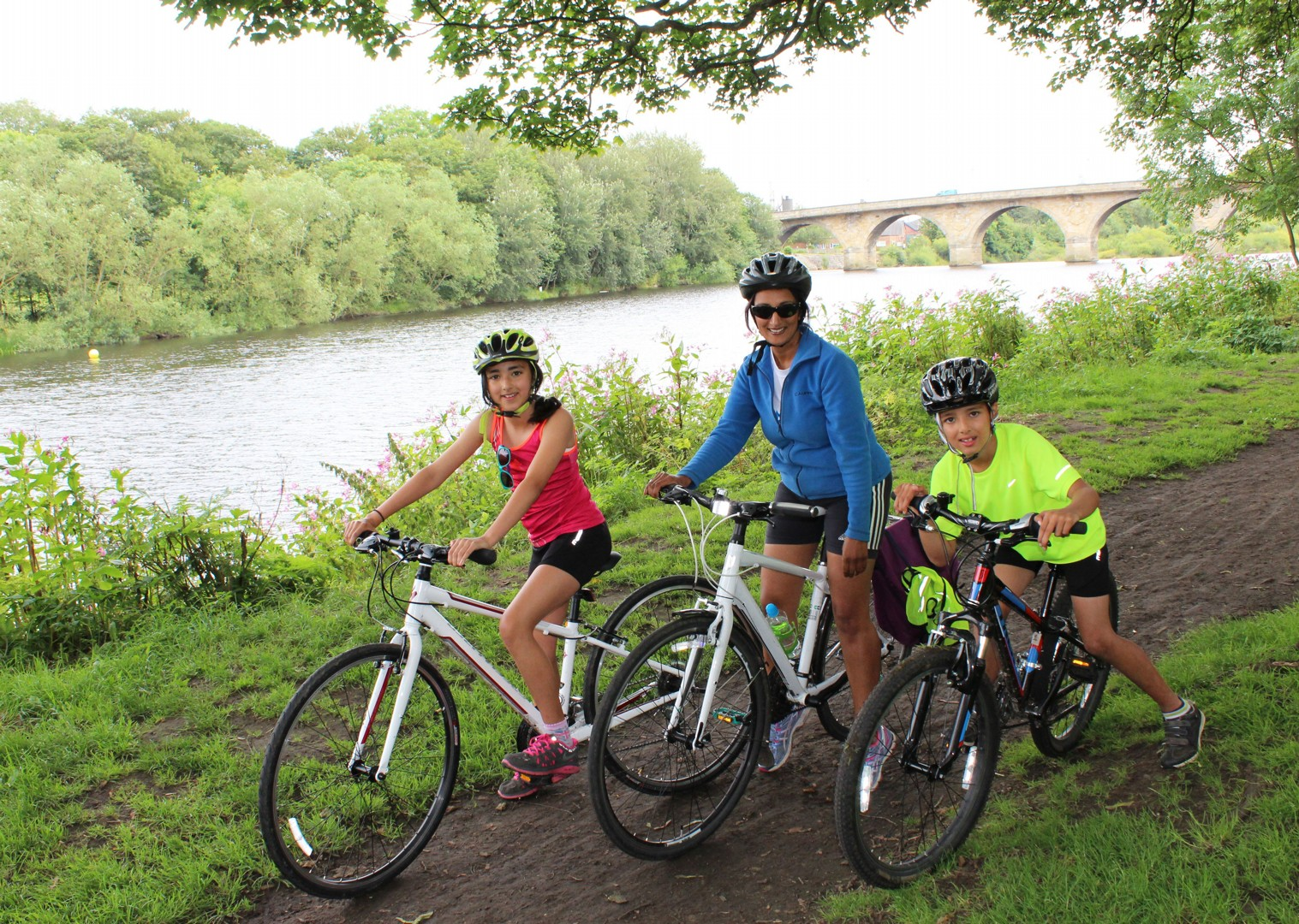 hadrians-explorer-uk-family-cycling-holiday.jpg - UK - Highlights of Hadrian's Cycleway - Self-Guided Family Cycling Holiday - Family Cycling