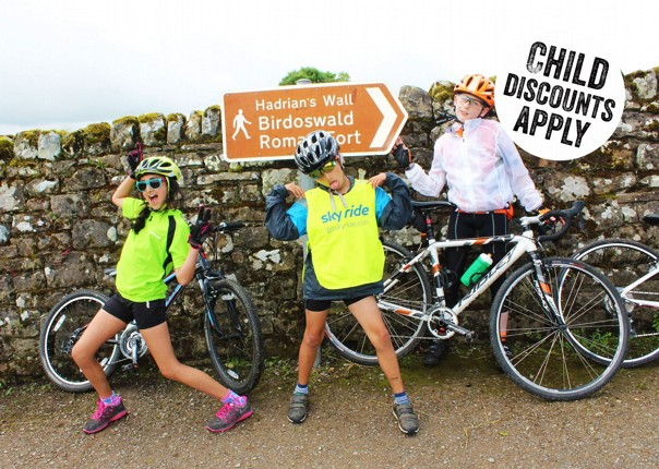 UK - Highlights of Hadrian's Cycleway - Self-Guided Family Cycling Holiday Image