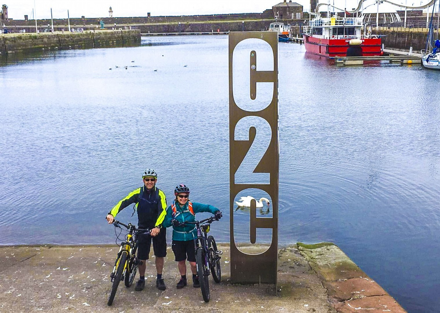 coast-to-coast-uk-whitehaven-to-newcastle-experience.jpg - UK - C2C - Coast to Coast - Supported Leisure Cycling Holiday - Family Cycling
