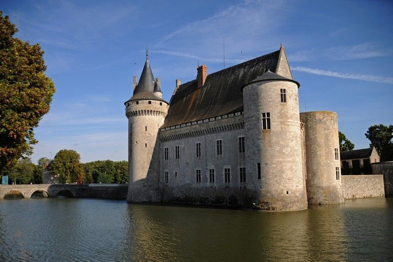 Skedaddle Cycling Holiday France Loire 1.jpg - France - Loire - Valley of Castles - Family Cycling