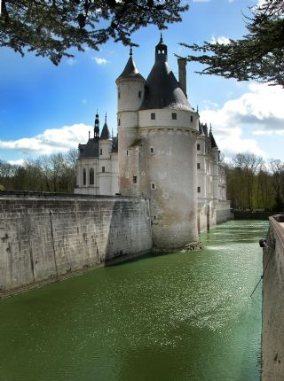 Skedaddle Cycling Holiday France Loire 17 Le Chateau Des Dames.jpg - France - Loire - Valley of Castles - Family Cycling