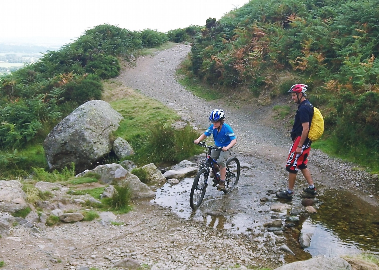 lake-district-uk-bike-skills.jpg - UK - Lake District - Bike Skills - Family Cycling