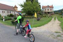 France - Burgundy - Puisaye Paradise - Self-Guided Family Cycling Holiday Image