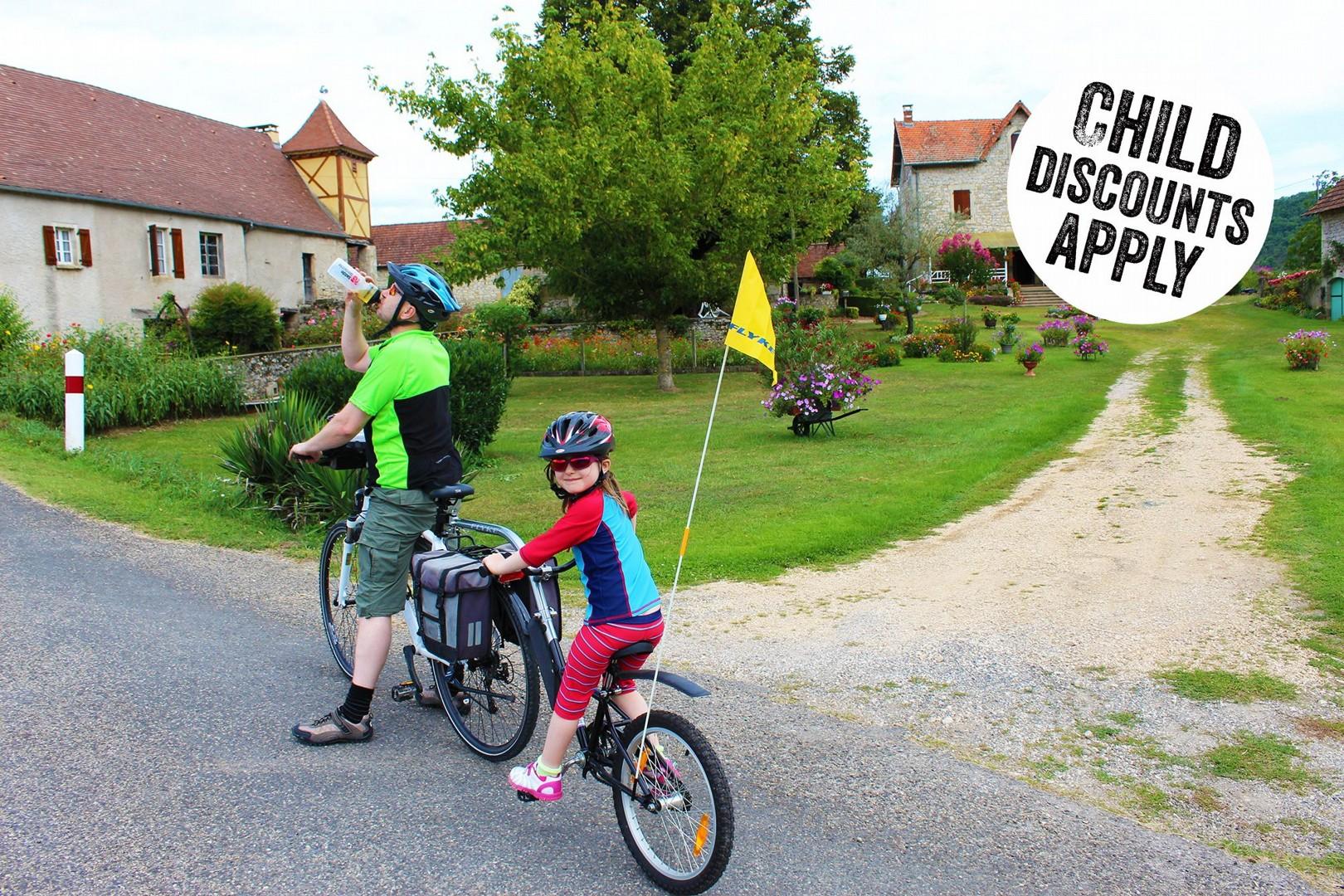 Puisaye Paradise.jpg - France - Burgundy - Puisaye Paradise - Self-Guided Family Cycling Holiday - Family Cycling