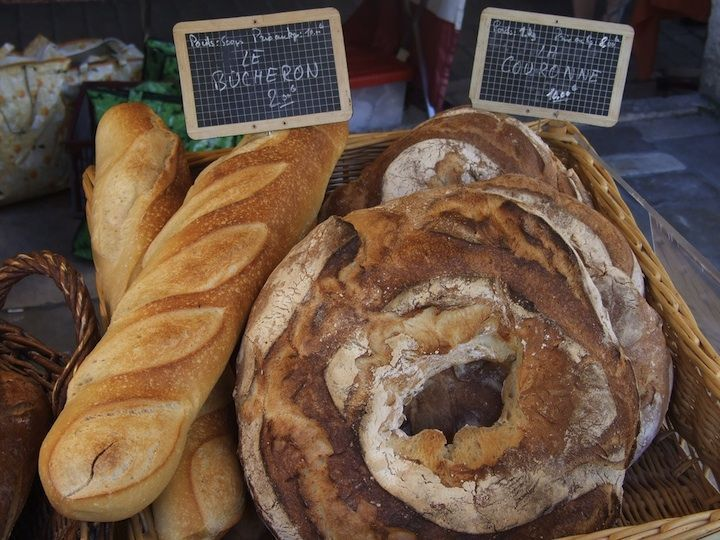 yummy french bread.jpg - France - Burgundy - Puisaye Paradise - Self-Guided Family Cycling Holiday - Family Cycling