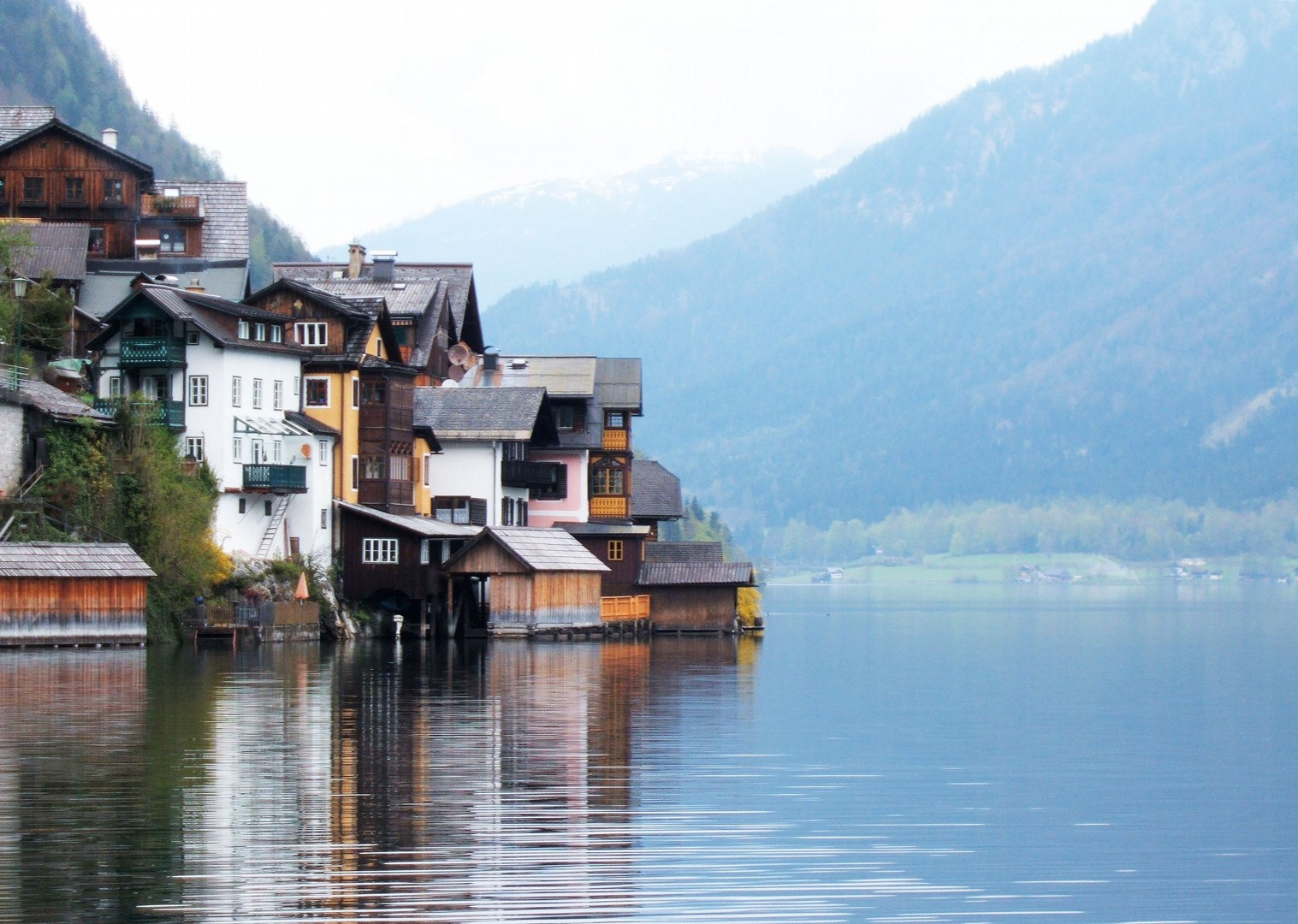 lake-hallstatt-austria-ten-lakes-tour-family-cycling-trip.jpg - Austria - Ten Lakes Tour - Self-Guided Family Cycling Holiday - Family Cycling