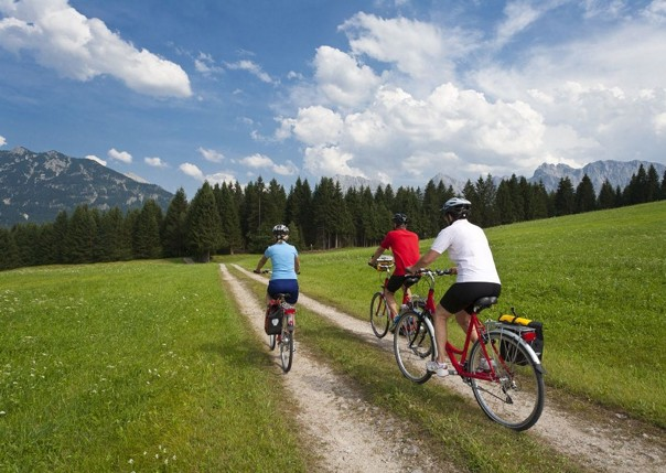 bavarianlakes.jpg - Germany - Bavarian Lakes - Self-Guided Family Cycling Holiday - Family Cycling