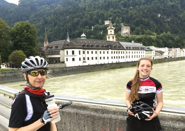 family-cycling-holiday-austria.jpg - Austria - Tyrolean Valleys - Self-Guided Family Cycling Holiday - Family Cycling