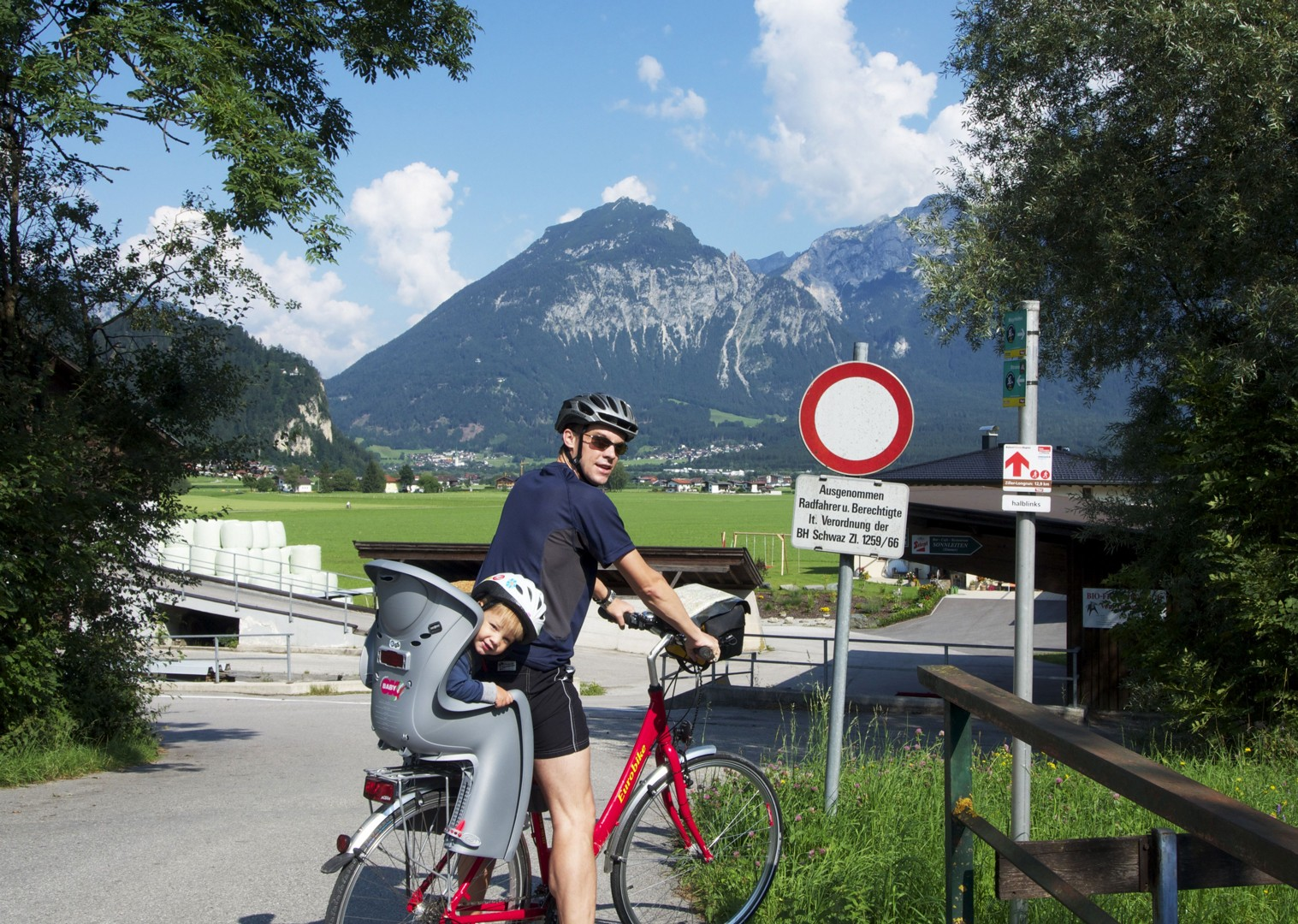 mountains-family-cycling-holiday-austria-self-guided.jpg - Austria - Tyrolean Valleys - Family Cycling