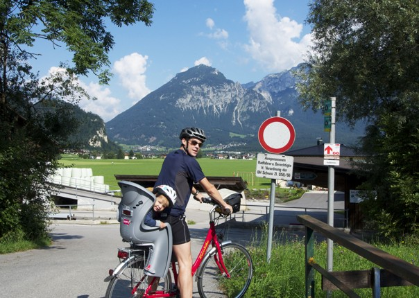 mountains-family-cycling-holiday-austria-self-guided.jpg - Austria - Tyrolean Valleys - Self-Guided Family Cycling Holiday - Family Cycling