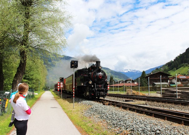 train-valleys-austria-cycling-holiday-self-guided.jpg - Austria - Tyrolean Valleys - Self-Guided Family Cycling Holiday - Family Cycling