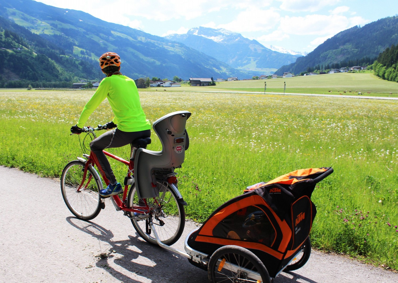 family-self-guided-cycling-holiday-austria.jpg - Austria - Tyrolean Valleys - Family Cycling