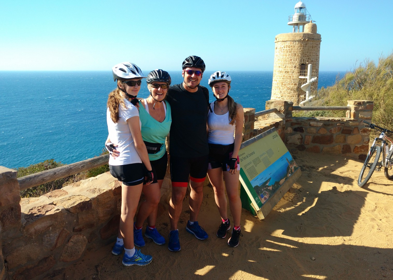 family-experience-south-of-spain-fun-kids-beaches.jpg - Southern Spain - Coastal Adventurer - Self-Guided Family Cycling Holiday - Family Cycling
