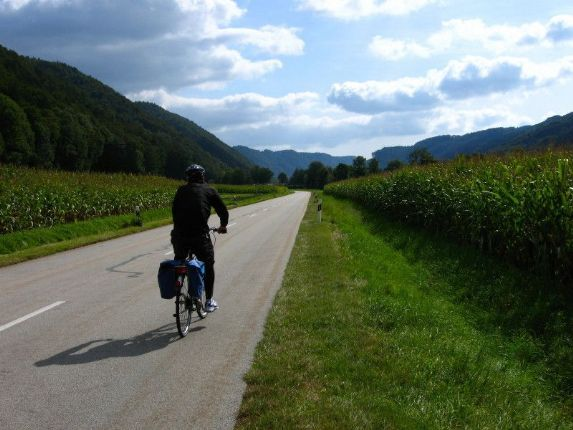 Austria Cycling.jpg - Austria - Blue Danube - Linz to Vienna - Self-Guided Family Cycling Holiday - Family Cycling