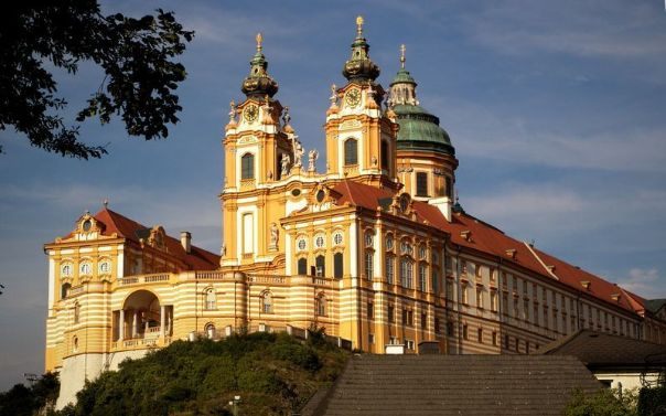 Melk Abbey 2.jpg - Austria - Blue Danube - Linz to Vienna - Self-Guided Family Cycling Holiday - Family Cycling