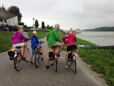 photo 2.jpg - Austria - Blue Danube - Linz to Vienna - Self-Guided Family Cycling Holiday - Family Cycling