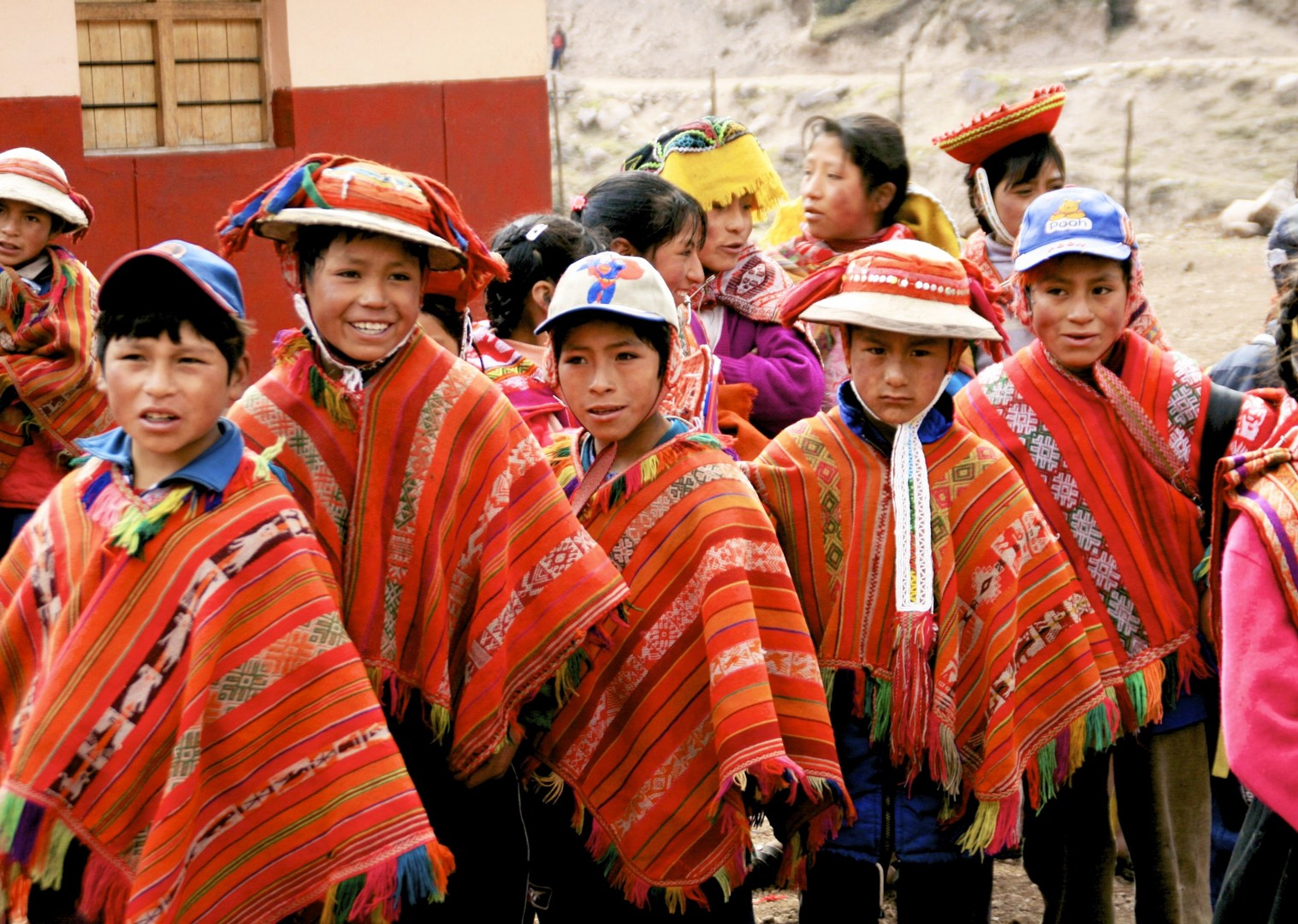 incan-ruins-andean-adventurer-peru-guided-family-cycling-holiday.jpg - Peru - Andean Adventure - Guided Family Cycling Holiday - Family Cycling