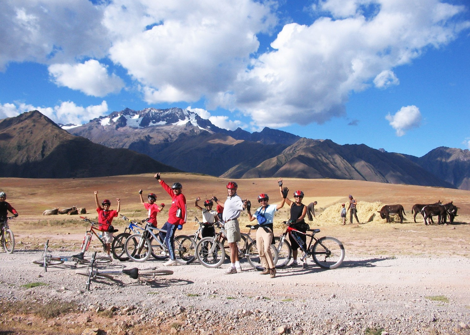 peru-family-cycling-holiday-skedaddle.jpg - Peru - Andean Adventure - Guided Family Cycling Holiday - Family Cycling