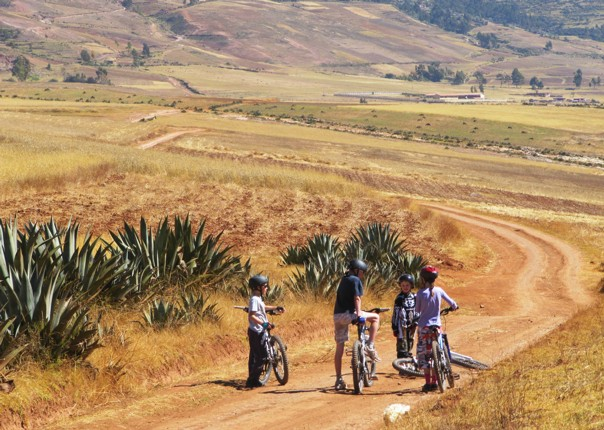 machu-picchu-peru-family-cycling-holiday-skedaddle.JPG - Peru - Andean Adventure - Family Cycling