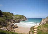 Northern Spain - Asturian Coastal Ride - Guided Family Cycling Holiday Image