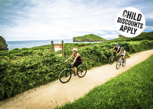 Northern Spain - Asturian Coastal Ride - Guided Family Cycling Holiday Thumbnail