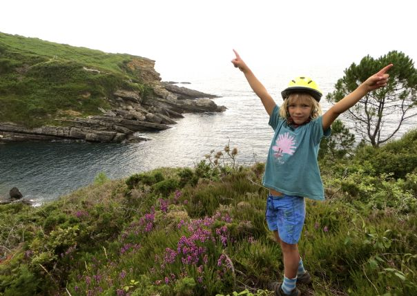 spanish-family-cycling-holiday-self-guided.jpg - Northern Spain - Asturian Coastal Ride - Self-Guided Family Cycling Holiday - Family Cycling