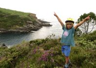 Northern Spain - Asturian Coastal Ride - Self-Guided Family Cycling Holiday Image