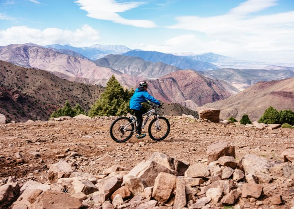 Family-Cycling-Holiday-Morocco-Desert-Mountains-Coast-biking - Morocco - Desert, Mountains and Coast - Guided Family Cycling Holiday - Family Cycling