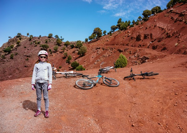 Family-Cycling-Holiday-Morocco-Desert-Mountains-Coast-biking-fun-with-kids - Morocco - Desert, Mountains and Coast - Guided Family Cycling Holiday - Family Cycling