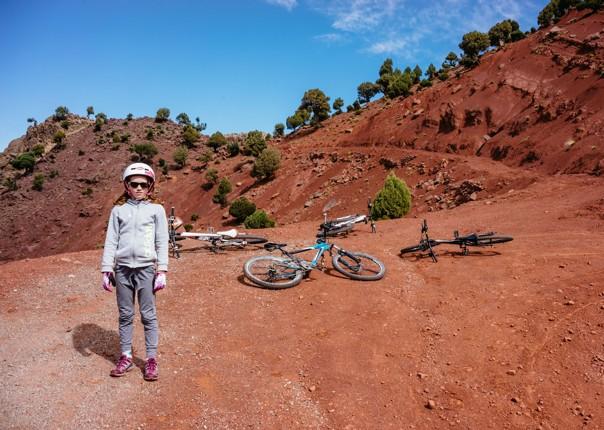 Family-Cycling-Holiday-Morocco-Desert-Mountains-Coast-biking-fun-with-kids - Morocco - Desert, Mountains & Coast - Guided Family Cycling Holiday - Family Cycling