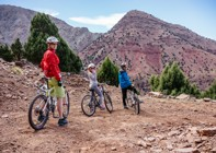 Morocco - Desert, Mountains and Coast - Guided Family Cycling Holiday Image