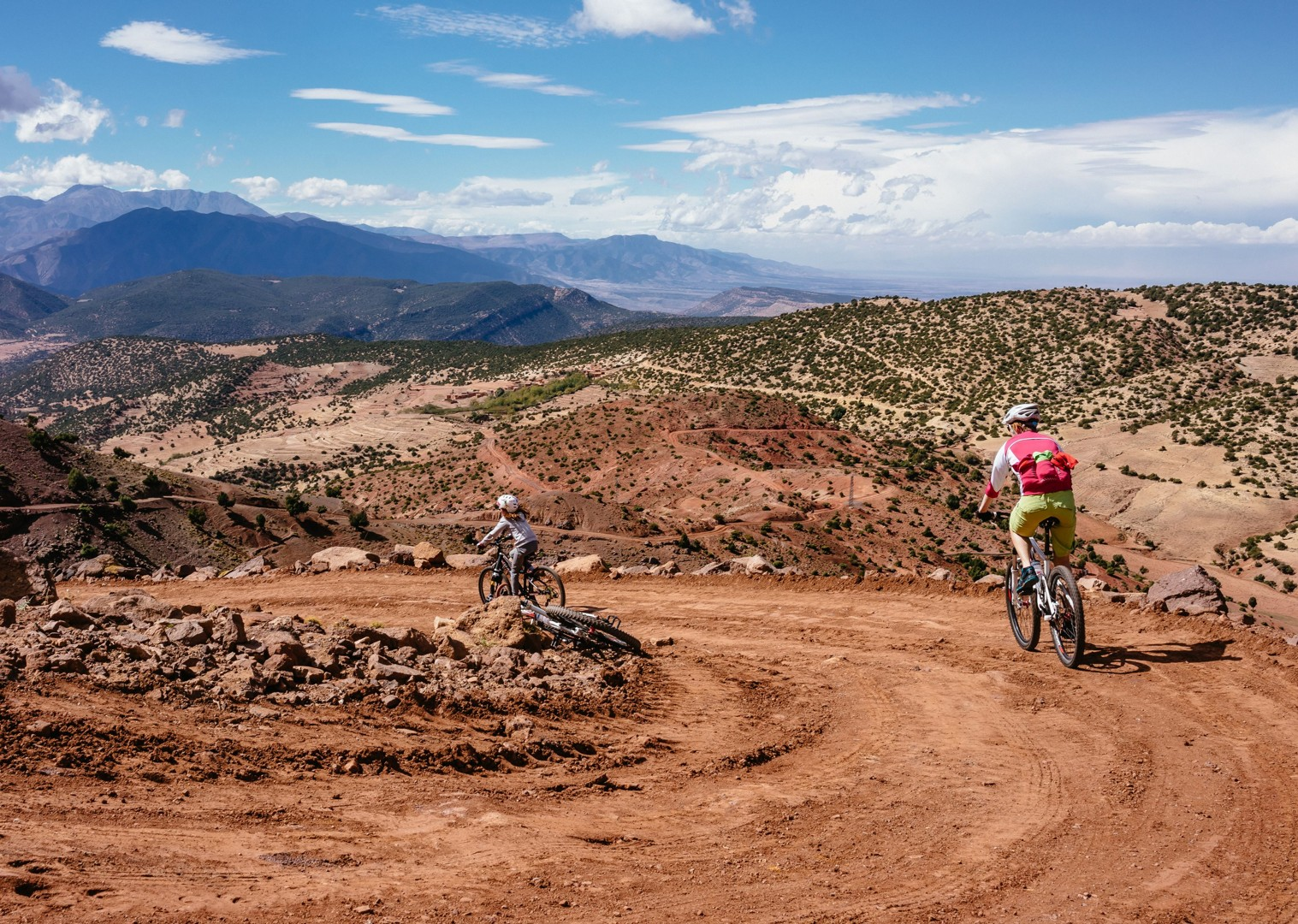 Family-Cycling-Holiday-Morocco-Desert-Mountains-Coast-sturns - Morocco - Desert, Mountains and Coast - Family Cycling