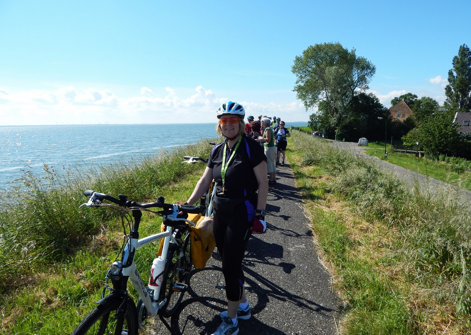 texel-holland-windmills-and-golden-beaches-bike-and-barge-holiday.jpg - Holland - Windmills and Golden Beaches - Bike and Barge Holiday - Family Cycling