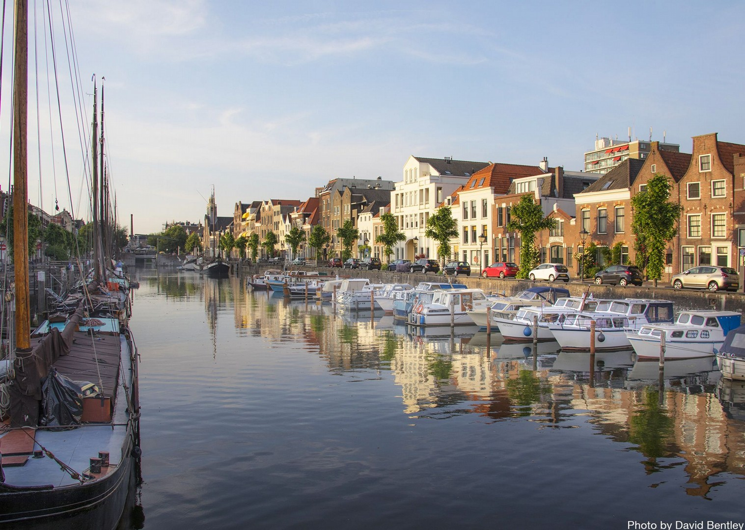 biking-trip-through-historic-towns.jpg - Holland - Windmills and Golden Beaches - Bike and Barge Holiday - Family Cycling