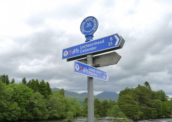 lochsandglens4.jpg - UK - Scotland - Lochs and Glens - Self-Guided Family Cycling Holiday - Family Cycling