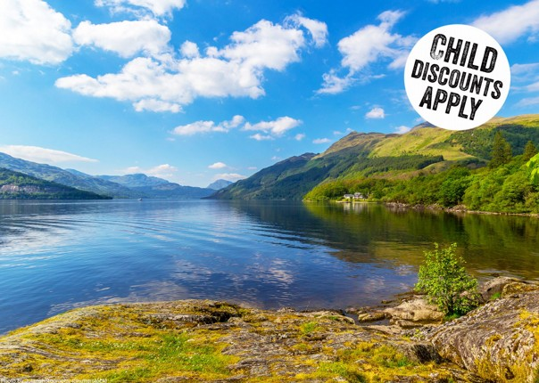 UK - Scotland - Lochs and Glens - Self-Guided Family Cycling Holiday Image