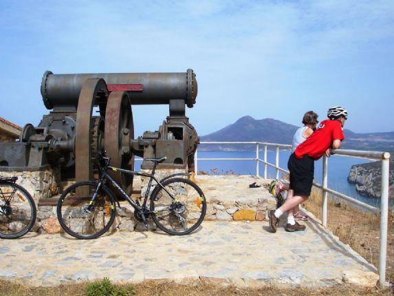 sardiniacycling11.jpg - Italy - Sardinia - Family Flavours - Guided Family Cycling Holiday - Family Cycling