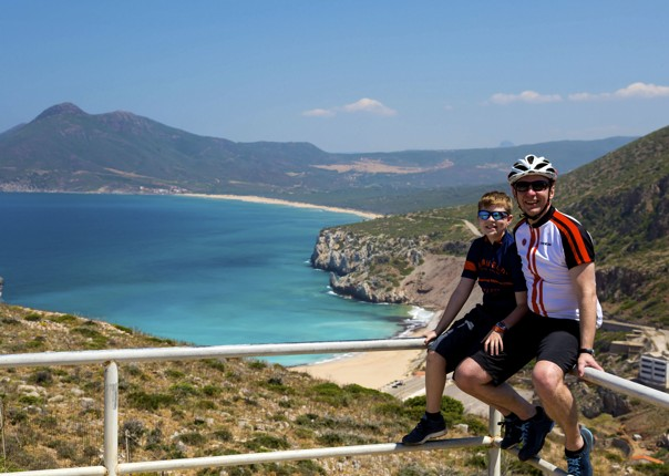 SardiniaCycling-41.jpg - Italy - Sardinia - Family Flavours - Guided Family Cycling Holiday - Family Cycling