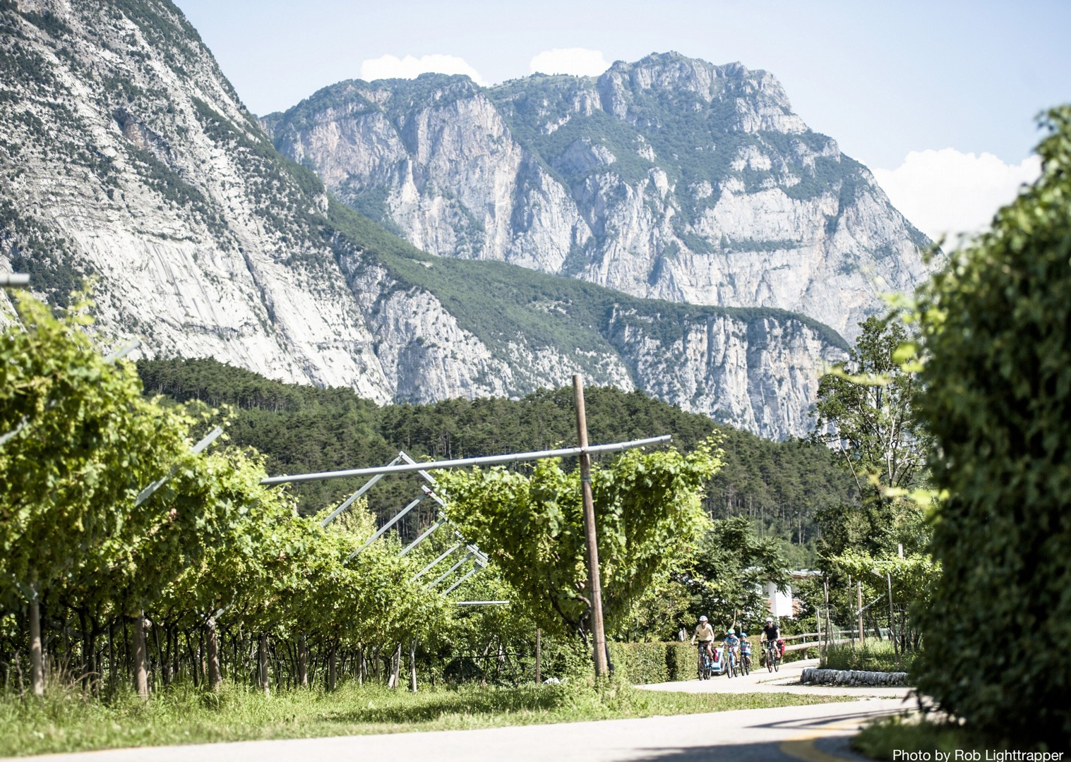 Family-Cycling-Holiday-Lake-Garda-Venice-mountains-of-Italy.jpg - Italy - Lake Garda to Venice - Self-Guided Family Cycling Holiday - Family Cycling