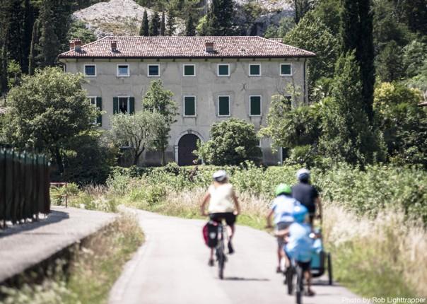 Lake-Garda-to-Venice-Italy-Family-Cycling-Holiday.jpg - Italy - Lake Garda to Venice - Self-Guided Family Cycling Holiday - Family Cycling